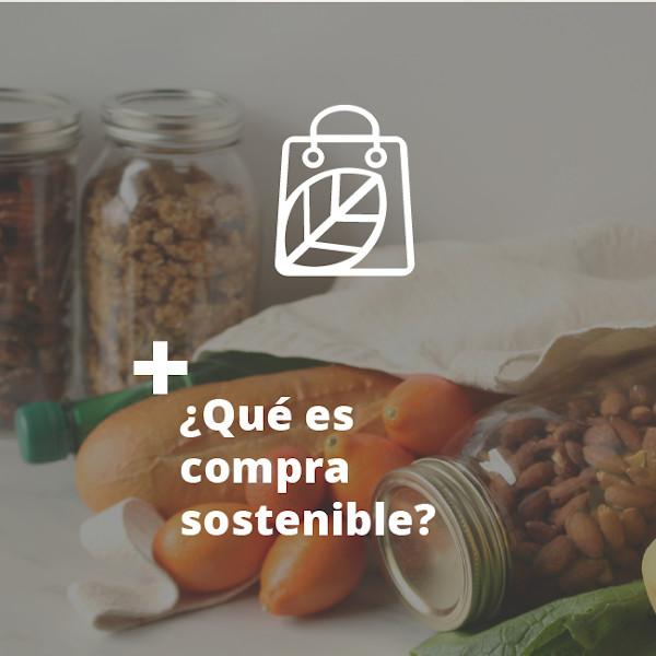 ¿Qué es compra sostenible?