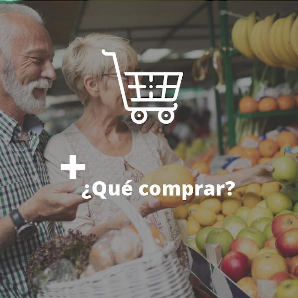 ¿Qué comprar?